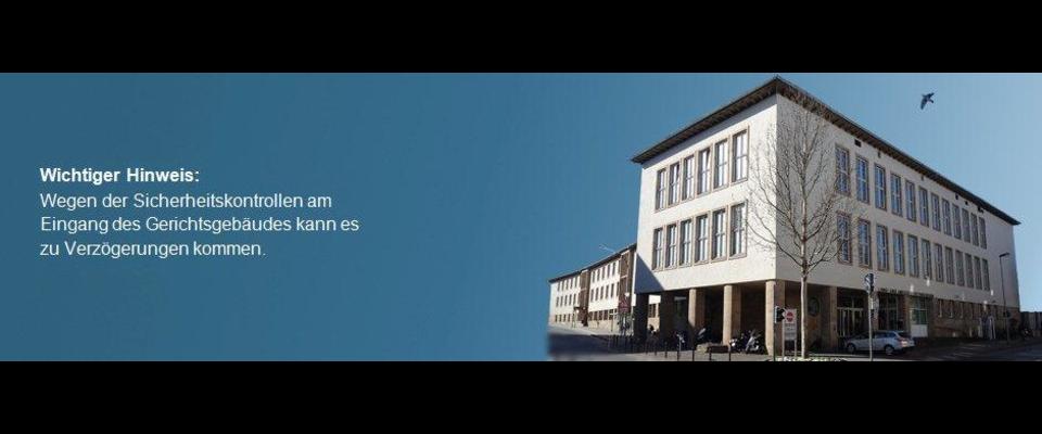 Amtsgericht Paderborn Startseite